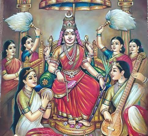माँ की नौ शक्तियाँ ही हैं उनके नौ रूप